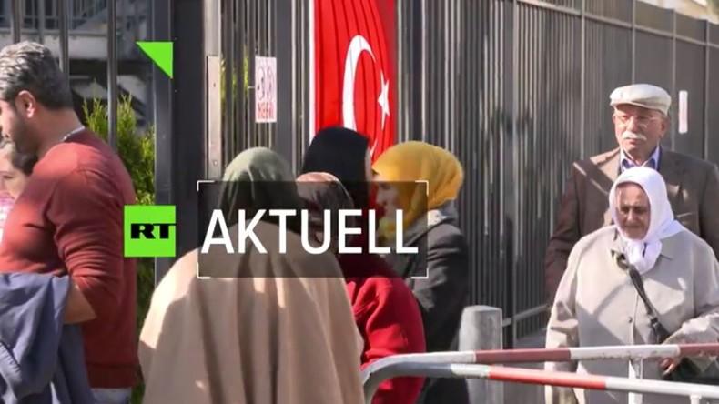 """RT besucht türkisches Wahllokal in Berlin: """"Medialer Mainstream versteht uns überhaupt nicht"""""""