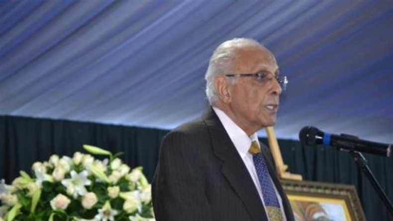 Nelson Mandelas Weggefährte Ahmed Kathrada gestorben