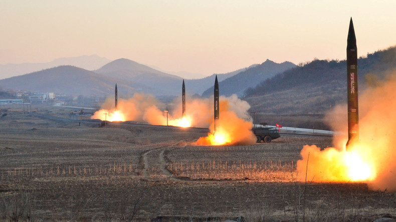 Nordkorea: Nach erfolgreichem Raketenantriebstest auf dem Weg zur Interkontinentalrakete