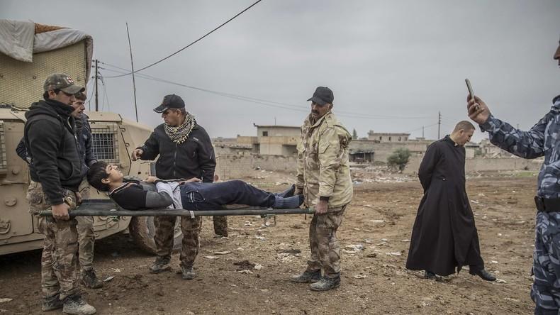 UN-Kommissar für Menschenrechte: Seit Februar 307 tote und 273 verletzte Zivilisten in Mossul