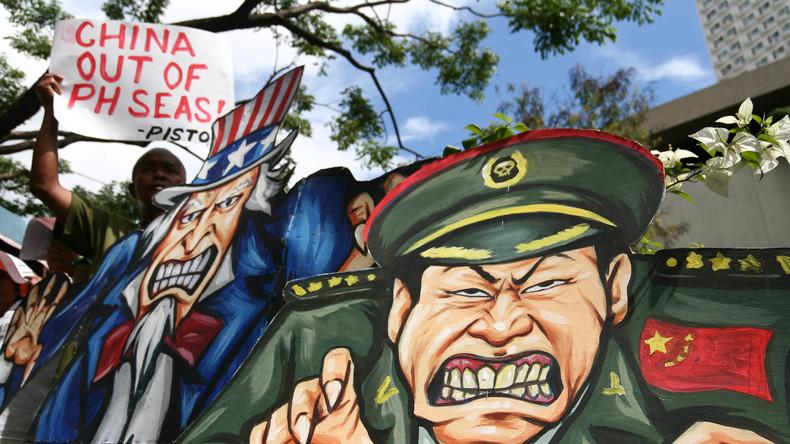 Ping-Pong der Mächte im Südchinesischen Meer: Wer gestaltet die Spielregeln?