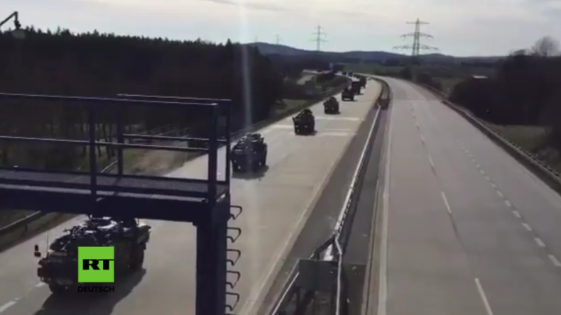 Weiteres Video von US-Militär in Deutschland: NATO-Zündeleien in Osteuropa gehen weiter