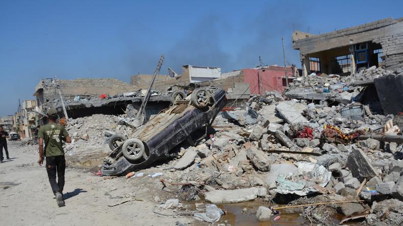 Trotz immer mehr ziviler Opfer: Kein Strategiewechsel in Mossul