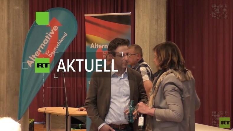 Bildung, Verkehr & Sicherheit: Wahlkampfauftakt der AfD in Nordrhein-Westfalen