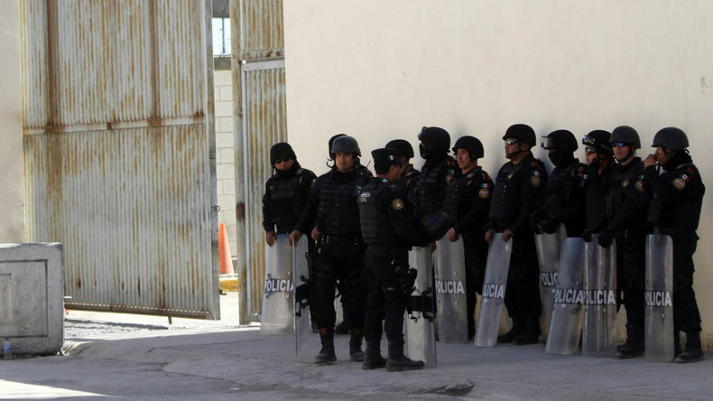 Zwei Menschen sterben bei Meuterei in mexikanischem Gefängnis