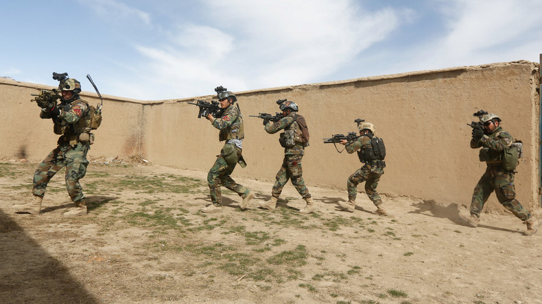 Afghanische Militärs töten mindestens 47 Taliban-Kämpfer