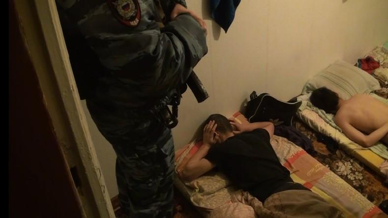 Russlands Inlandsgeheimdienst FSB zerschlägt Waffenhändlerring