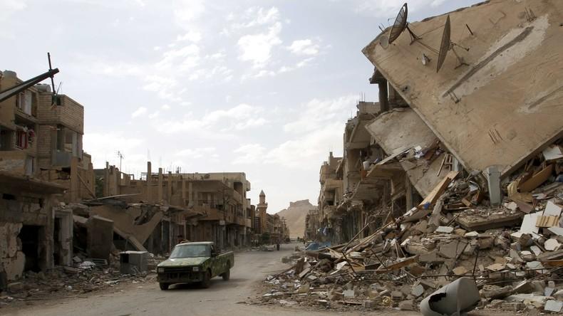 Bombenangriff im syrischen Homs – mindestens fünf Menschen tot