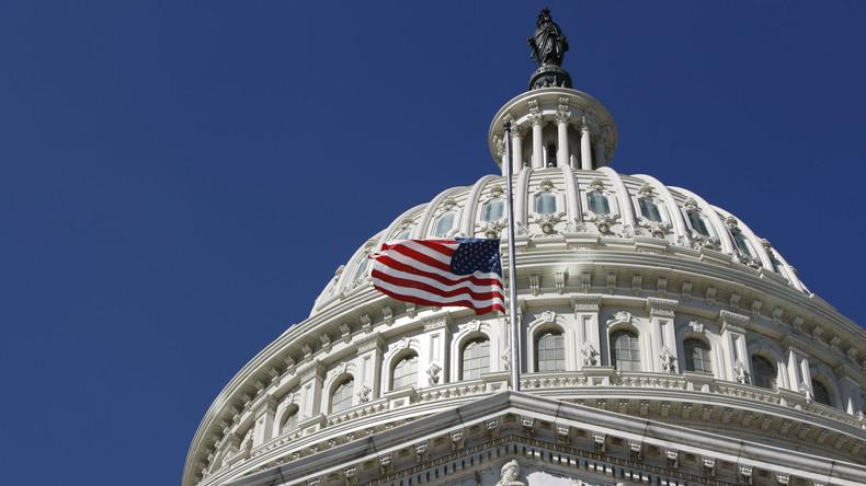 Schüsse im Capitol Hill in Washington, Bezirk gesperrt