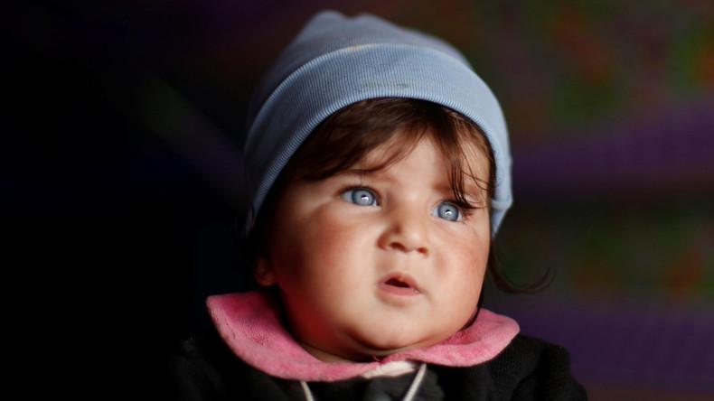 """""""Wie ein Alptraum"""": Flüchtlinge aus Mossul berichten"""
