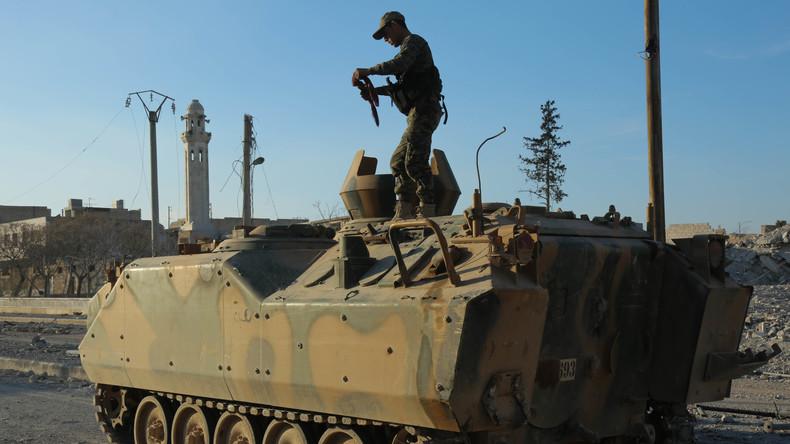 Syrisches Verteidigungsministerium: Seit 23. März über 2.200 Terroristen in Provinz Hama getötet