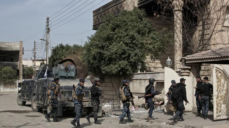 """IS-""""Gesundheitsminister"""" in Mossul getötet"""