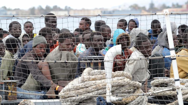 Europa ohne Konzept: Zuwanderung von 30 Millionen Afrikanern in den nächsten zehn Jahren erwartet