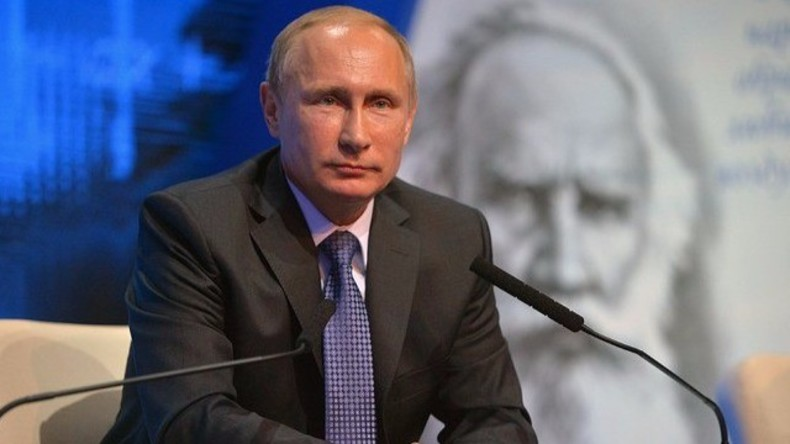 Live: Putin nimmt an der Plenarsitzung des Internationalen Arktis-Forums teil
