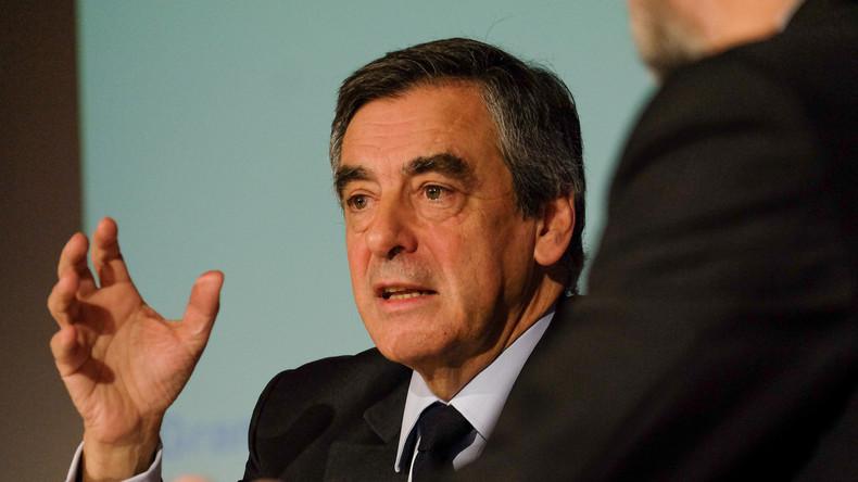 François Fillon plädiert für verstärkte Kontrolle über muslimische Religionszentren