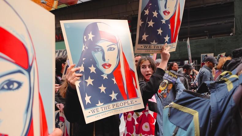 Blockade des Trump-Dekrets gegen Einreise aus 6 muslimischen Ländern