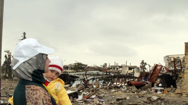 """Die Vereinigten Staaten: Das """"Gewissen der Welt"""" trotz vieler ziviler Opfer in Mossul?"""