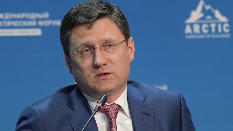 Russland plant Investition von bis zu 600 Milliarden US-Dollar in Gewinnung arktischen Erdöls