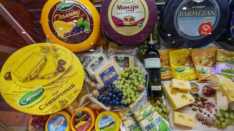 Russische Landwirte fordern Verlängerung des Lebensmittelembargos