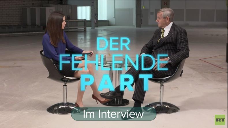"""""""Uns fehlen zur Zeit Versöhner und Visionäre"""" - Frank Elbe, Botschafter a.D. im Gespräch"""