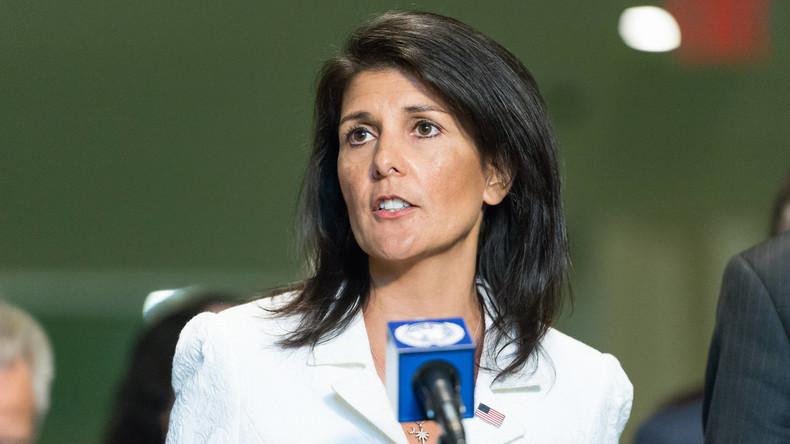 US-amerikanische UN-Botschafterin: Machtenthebung von Assad keine Priorität der US-Regierung mehr