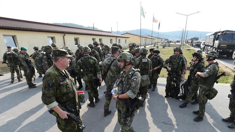 """Pentagon: NATO-Übung mit """"russischen"""" Statisten ist Teil der allgemeinen Ausbildung"""