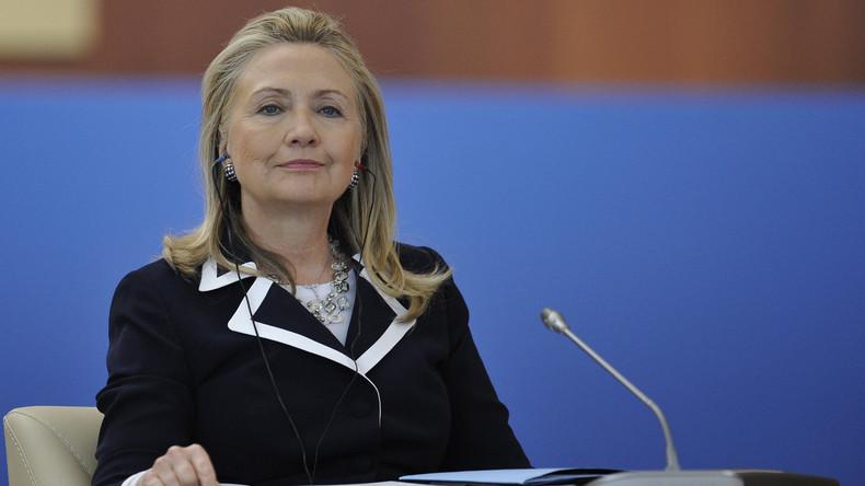 US-Senator: Clinton hatte auch nach Rücktritt aus Außenministeramt Zugriff auf Geheiminformationen