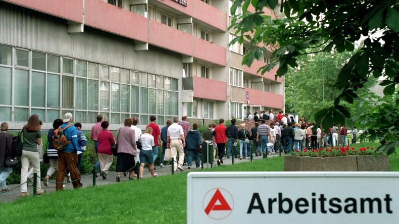 Arbeitslosenzahl in Deutschland sinkt auf sechs Prozent