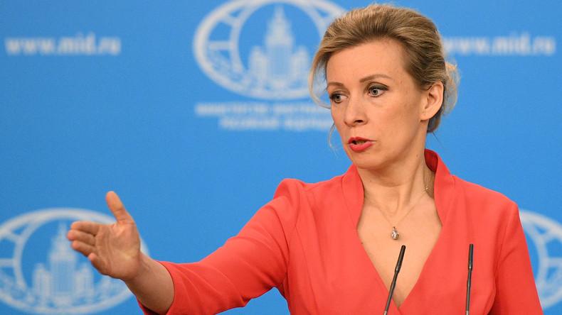Außenministerium Russlands zu Mossul: USA brauchten kleinen siegbringenden Blitzkrieg