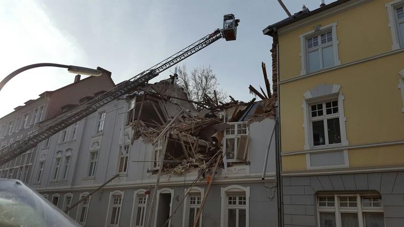 Explosion in Mehrfamilienhaus in Dortmund – Mindestens ein Verletzter