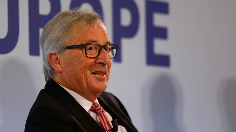 """Jean-Claude Juncker: """"Ich werde die Unabhängigkeit von Texas und Ohio fördern"""""""