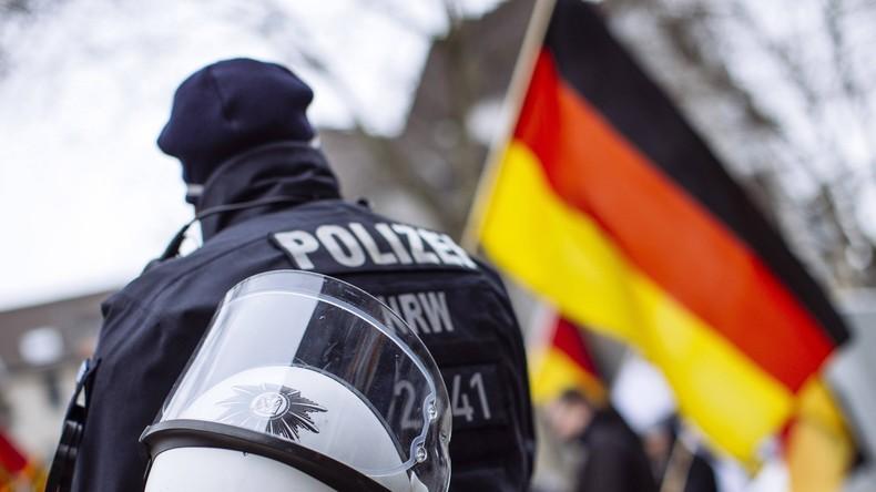 Zahl gewaltbereiter Islamisten auf Rekordhoch in Deutschland