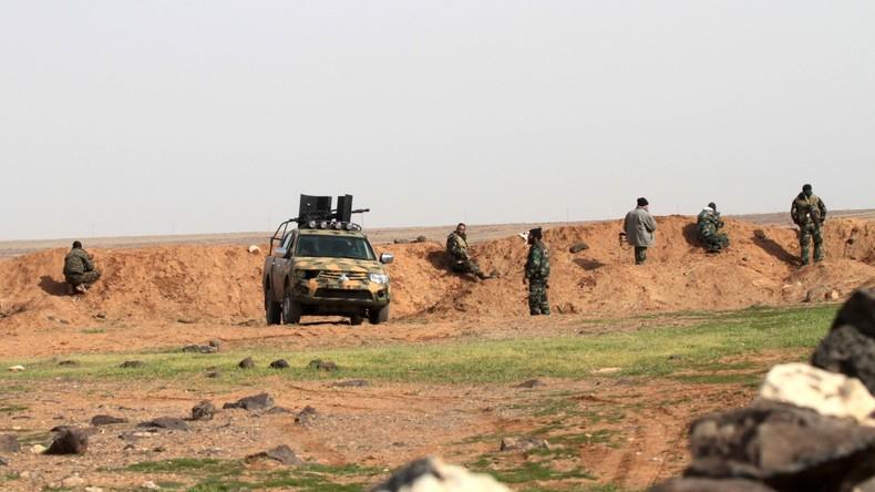Türkei stellt USA Plan zur Befreiung Rakkas vom IS vor