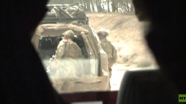 Exklusiv: RT entdeckt angebliche US-Militärberater am strategischen Euphrat-Damm in Nordsyrien