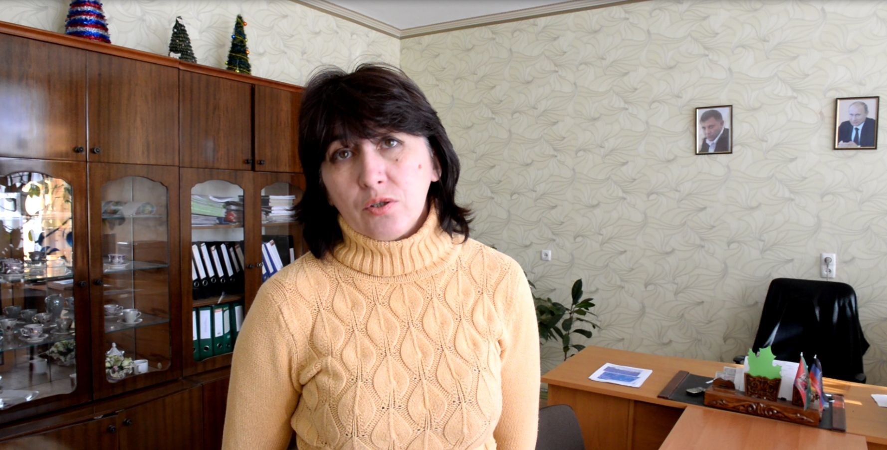 """Alltag in der Donbass-Frontstadt Gorlowka: """"Jeder Tag ist ein Geschenk"""""""