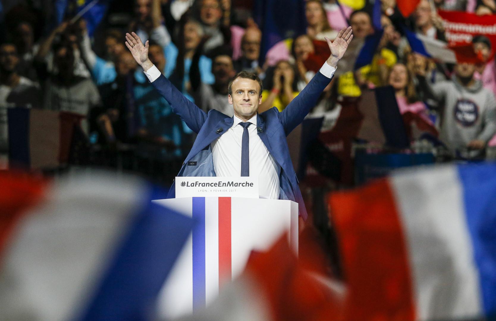 Frankreich: Die finstere Kreml-Verschwörung gegen Macrons starkes und liberales Europa