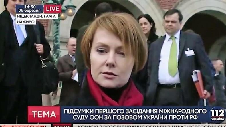 Ukraine verklagt Russland vor Internationalem Gerichtshof in Den Haag: Moskau ist an allem schuld
