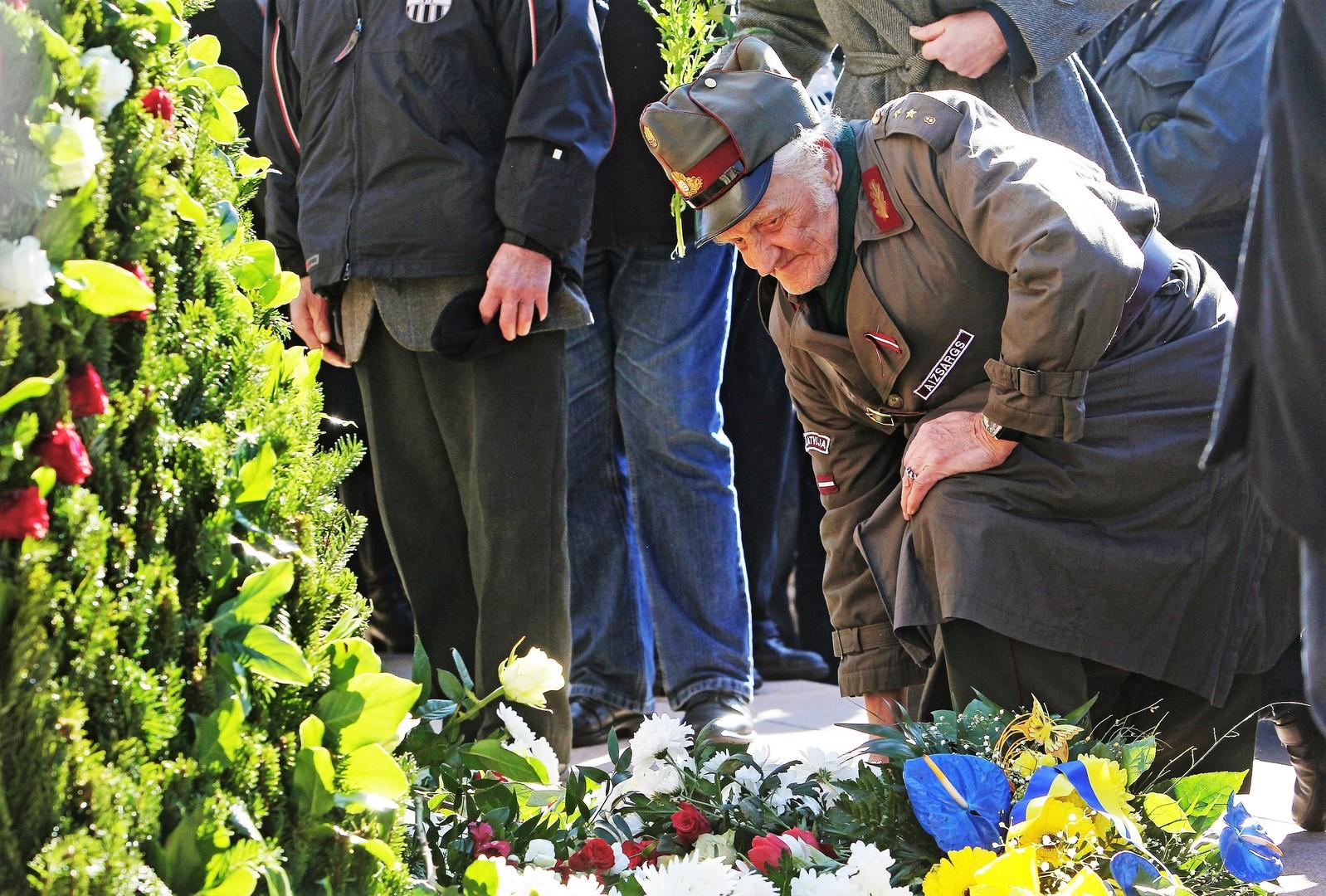Gedenkmärsche in Riga: Verherrlichung der SS-Verbände unter dem Deckmantel der Meinungsfreiheit