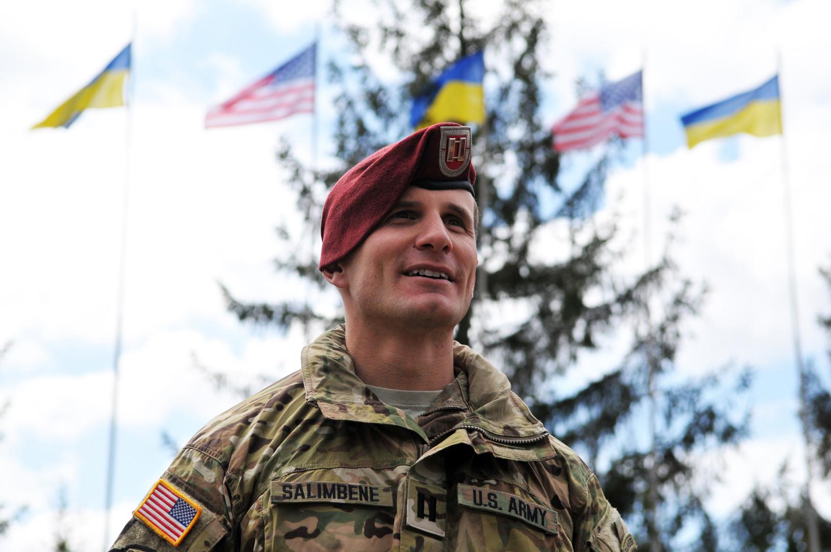 Rada-Beschluss: Ukraine will Hauptverbündeter der USA außerhalb der NATO werden