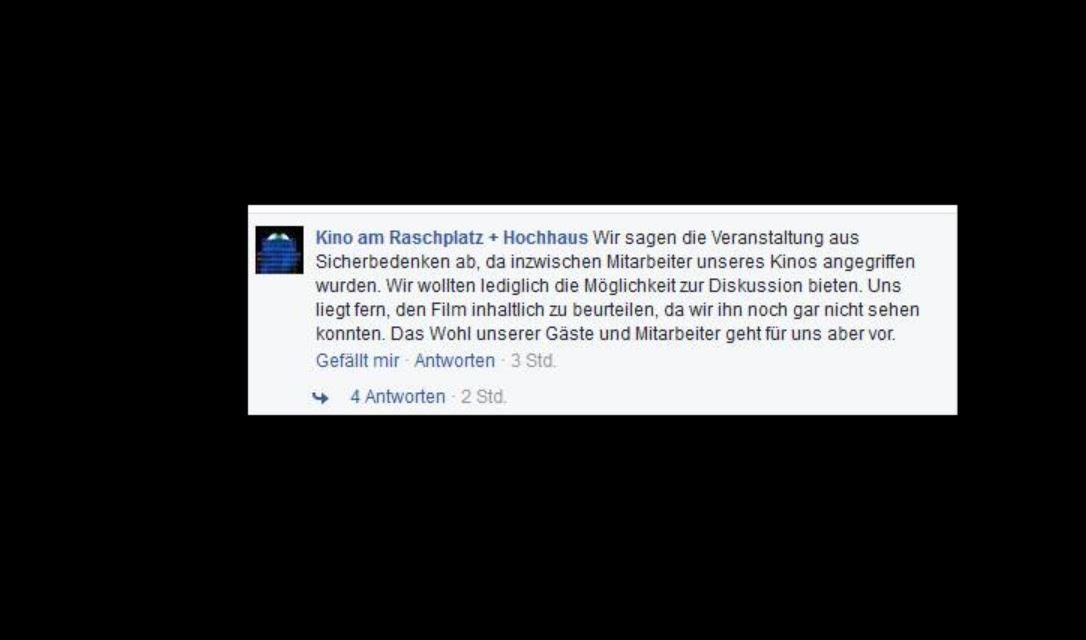 """Kontroverse um impfkritischen Film """"Vaxxed"""": Skeptiker-Shitstorm soll Kinobetreiber einschüchtern"""