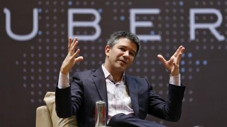 Überspannt: Uber-Chef streitet mit Fahrer seines eigenen Taxis über dessen Lohn