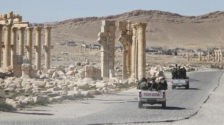 Russisches Verteidigungsministerium: Syrische Armee hat Palmyra wieder vollständig zurückerobert