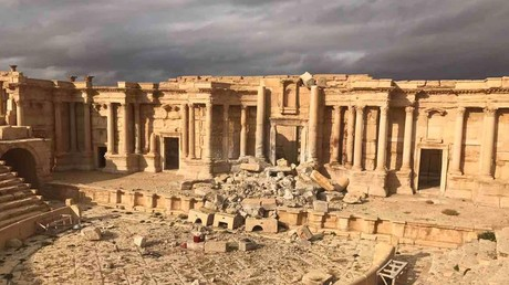IM FOKUS: Die Befreiung des Weltkulturerbes von Palmyra