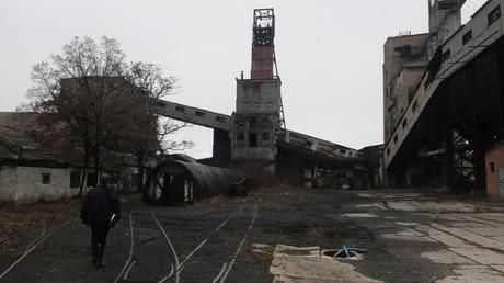 """Ukrainischer Ministerpräsident Wolodymyr Hrojsman: """"Die Donbass-Blockade ist im Interesse Russlands"""""""