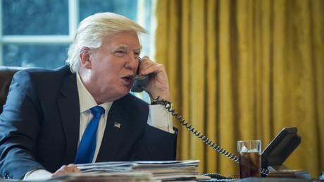 Donald Trump wirft Barack Obama Abhörattacke vor