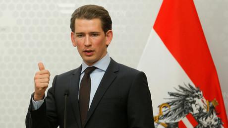 Österreichs Außenminister Sebastian Kurz plädiert für Flüchtlingslager außerhalb der EU