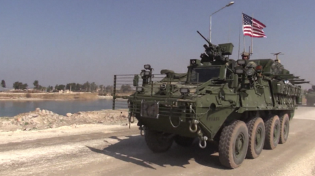 US-Truppen in syrischer Stadt Manbidsch.