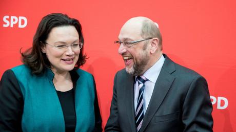Distanziert sich die SPD mit dem neuen Beschluss von der Agenda 2010?