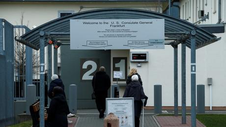 Laut WikiLeaks agiert eine der weltweit größten CIA-Hackerbasen auf dem Gelände des US-amerikanischen Generalkonsulats in Frankfurt