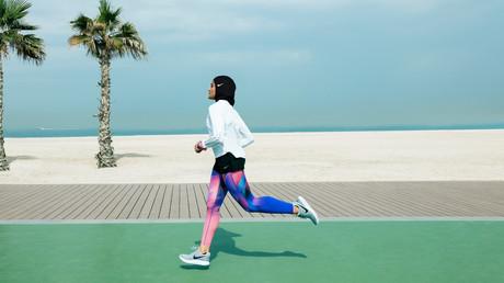 Nike-Kopftuch für muslimische Sportlerinnen kommt auf den Markt